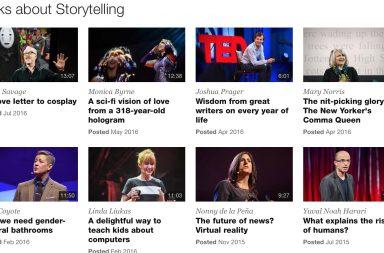 ted-storytelling vorträge