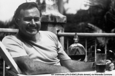 Storys agil entwickeln Ernest_Hemingway