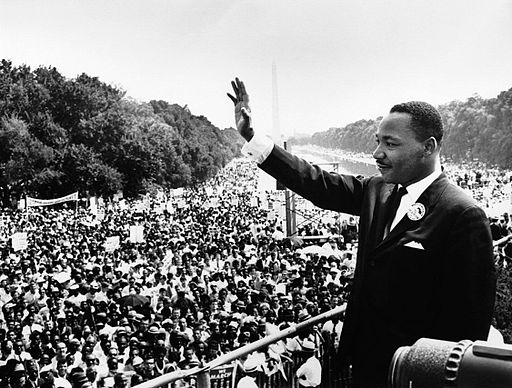 I Have A Dream Rede