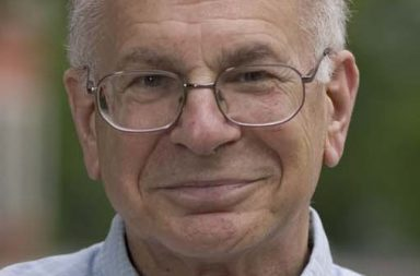 Professor Kahneman, Woodrow Wilson School, Princeton University.