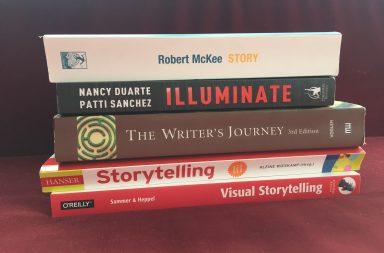 Storytelling-Bücher
