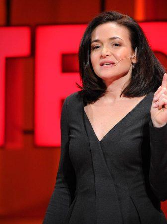Vortrag Sheryl Sandberg