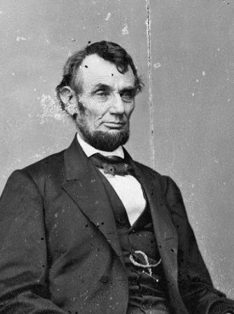 Abraham Lincoln Gettysburg-Rede