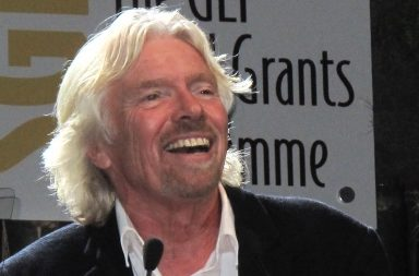 Richard Branson Storytelling