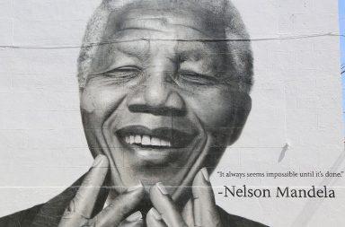 Nelson Mandela Antrittsrede