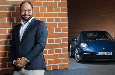 Storytelling bei Porsche Josef Arweck