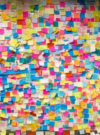Post it: Die Heldenreise