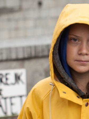 Heldenreise von Greta Thunberg