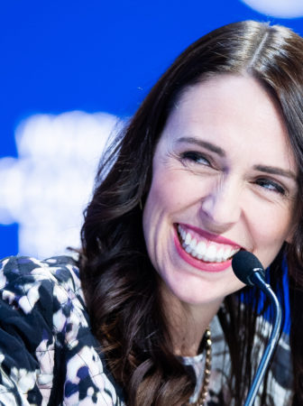 Analyse der Rede von Jacinda Ardern, Prime Minister of New Zealand