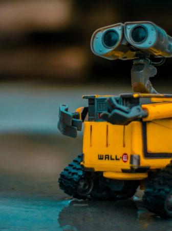 Die Story vom kleinen Roboter