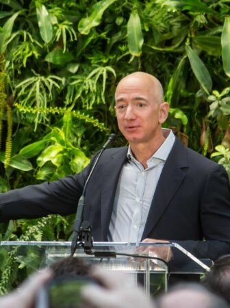 Amazon in 4.500 Worten - Jeff Bezos