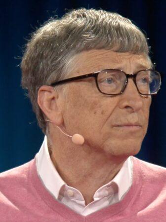 Bill Gates als Storyteller